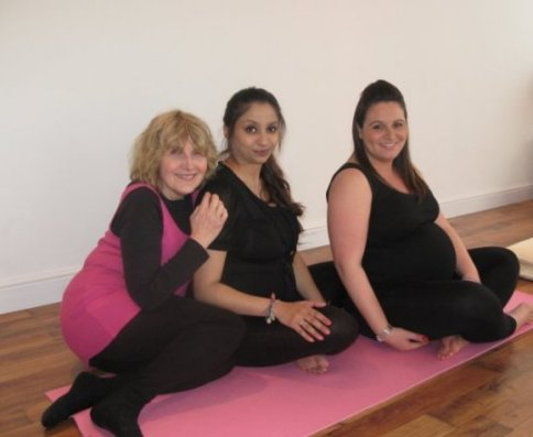 Pregnancy and Keeping Fit