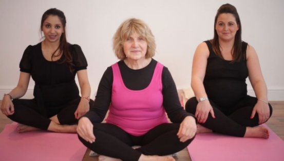 Yoga Classes in Cheshire
